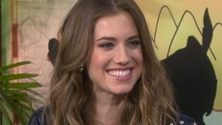 Allison Williams Interview: Peter Pan Is 'Unbelievably Fun' | TODAY