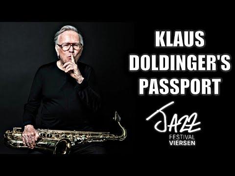 Klaus Doldinger's Passport - Jazzfestival Viersen 2010
