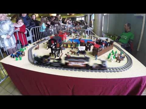 Exposition show LEGO 2015