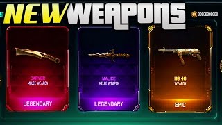 WORLDS LUCKIEST BLACK OPS 3 SUPPLY DROP OPENING! - NEW RARE WEAPONS BO3