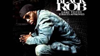 Black Rob - No Fear (instrumental)