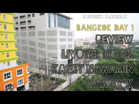 SERU! Traveling ke Bangkok, Thailand - Livotel Hotel Review #BKK1