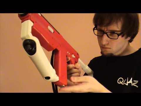 PlayStation Move Sharp Shooter - archiwalny video-test quaza