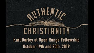 Five Signs of Authentic Christianity