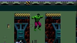 The Incredible Hulk Longplay (Sega Genesis) [QHD]