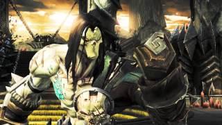 Darksiders 2 Story Cutscene - The Demon Key