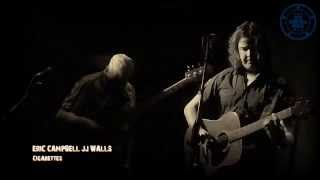 Download Eric Campbell & JJ Walls - 'Cigarettes' Kings X Cover MP3 song and Music Video