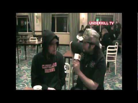 2013 INTERVIEW SOIL RYAN McCOMBS   UNDERKILL TV EPISODE 57