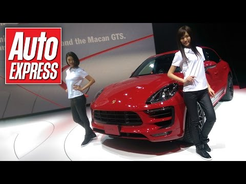 Best cars at the 2015 Tokyo Motor Show