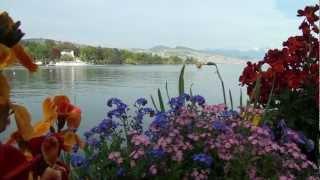 Лоза́нна. Швейцария. Lausanne(Лоза́нна (фр. Lausanne) — четвёртый по величине город Швейцарии, на склоне Швейцарского плато у северного берег..., 2012-08-15T17:16:20.000Z)