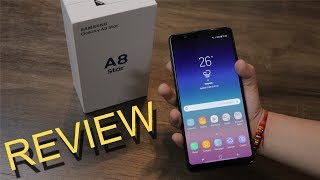 Samsung Galaxy A8 Star review - Camera samples, PUBG GamePlay, battery performance, unboxing