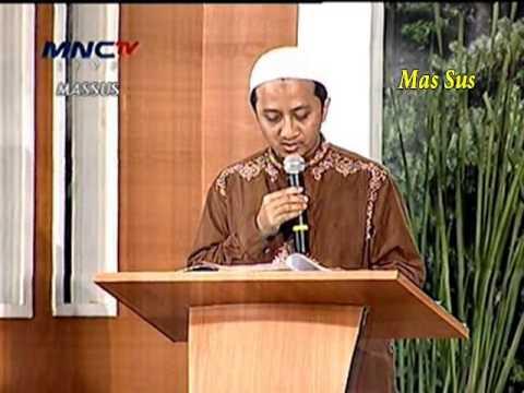 Nikmat Sedekah TPI - Ustad Yusuf Mansur - Al Baqarah Ayat 1-7
