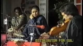 NAYYARA NOOR - Aye Jazba E Dil Ghar Main Chahon - Ghazal - Live Concert