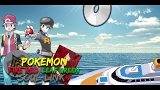 Pokemon Fire Red & Leaf Green Soul Link Episode 9: w/ DeathDoesGaming!