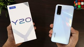 vivo Y20 Unboxing And Review I Hindi