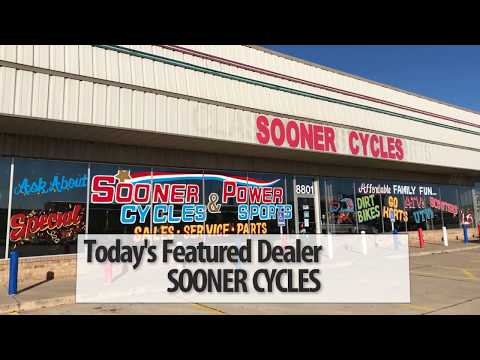 Today's Featured American LIFAN Dealer - Sooner Cycles of Oklahoma City