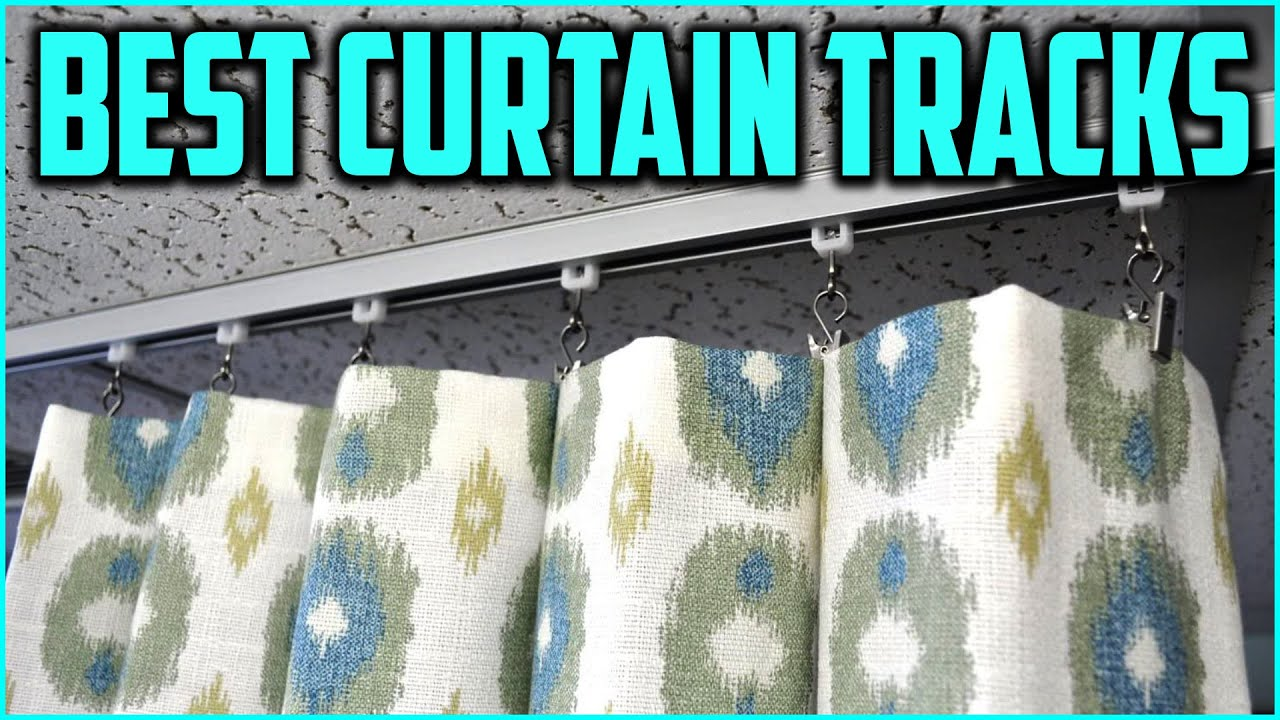 top 5 best curtain tracks review in 2020