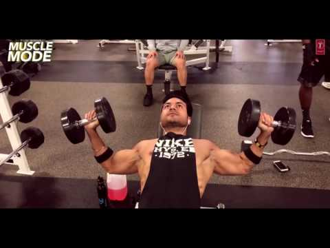 Chest workout  exercise  Health Fitness gym reduces belly fat salman khan workout