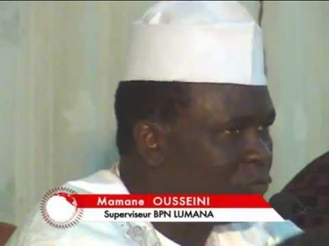 TV BONFEREY - MISE EN PLACE DU BUREAU FÉDÉRAL DIASPORA AFRIQUE - 23 NOVEMBRE 2014