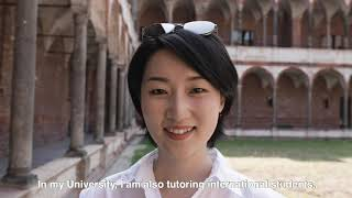 A Message from the Mayor of Milano to Students from All Over the World