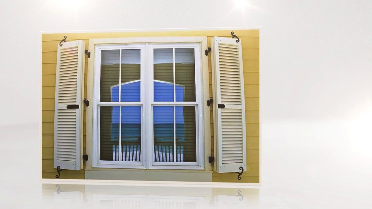 Different Types Of Hurricane Shutters Stormsmart Of