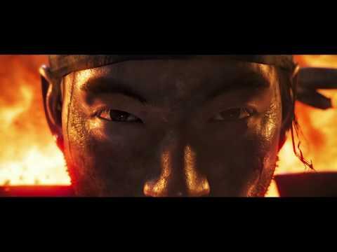 Ghost of Tsushima – Tráiler de Anuncio de PGW 2017 | PS4