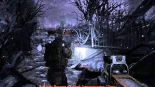 полное прохождение игры Metro 2033