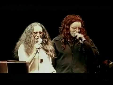 Maria Bethânia e Ana Carolina - Pra Rua Me Levar - Show 35 anos Re(Verso)