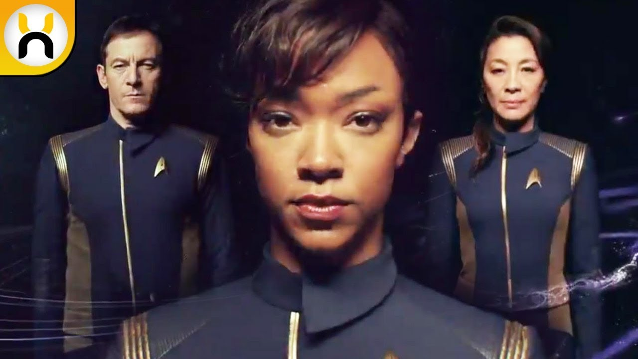 watch star trek discovery season 1 free