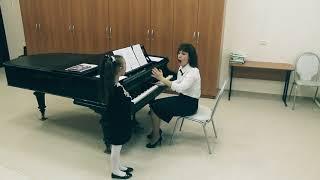 Сальникова Л.А. Работа над художественным образом в вокальных произведениях Ц. Кюи