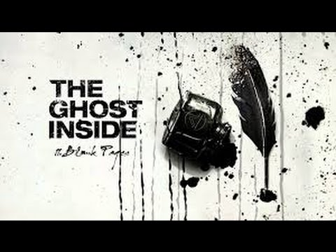 The Ghost Inside - Blank Pages (Audio + Lyrics)