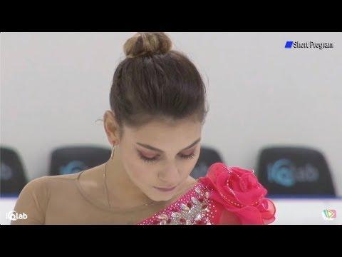 Софья Самодурова / Sofia Samodurova - Lombardia Trophy 2019 Ladies SP September 13, 2019
