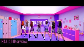 MAGICOUR - 'MAGIC' MV