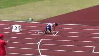 104年全大運 一般男子組田徑400公尺預賽 一民