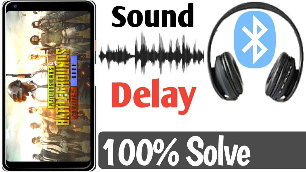 Fix Bluetooth Headphones Sound Delay Problem Pubg Solve Bluetooth Headphones Sound Delay Problem Youtube