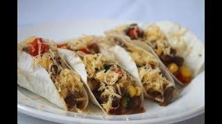 ТАКО | Очень вкусное и острое мексиканское блюдо