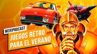 MeriPodcast 13x37: Los juegos de nuestros veranos