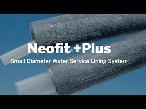 Neofit+Plus Small Diameter Water Service Lining System