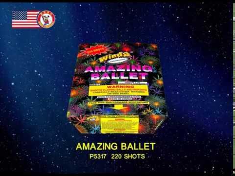 P5317 Amazing Ballet