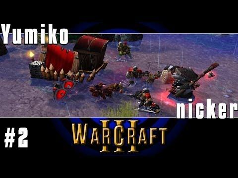The War Cast - Yumiko (HU) vs nicker (NE) - WC3 #262