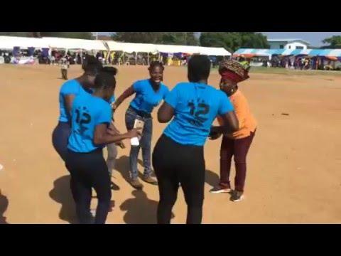 The Krobo Girls dance that went viral