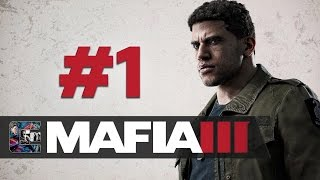 Mafia 3 - HARD Walkthrough - (PC/1440p) Part 1 - Killing In The Name Of