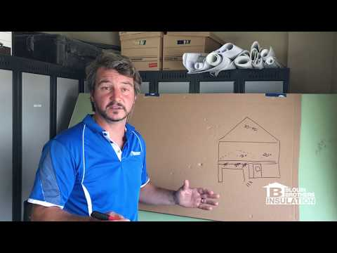 Cold Floors Above Garages - Blouin Brothers Insulation