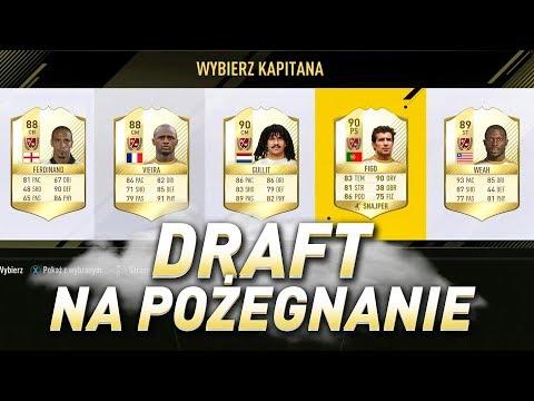 To jest już koniec! - Pożegnalny draft FIFA 17