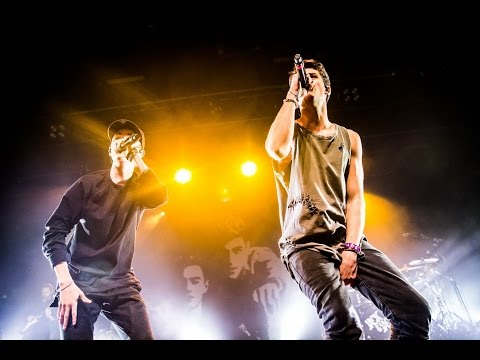 Jack and Jack intro + Flights live in Antwerp
