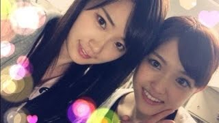 乃木坂46のさゆりんこと松村沙友里と、ひめたんこと中元日芽香を応援し...