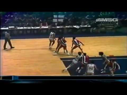 1973 ECSF Gm. 1 Bullets vs. Knicks