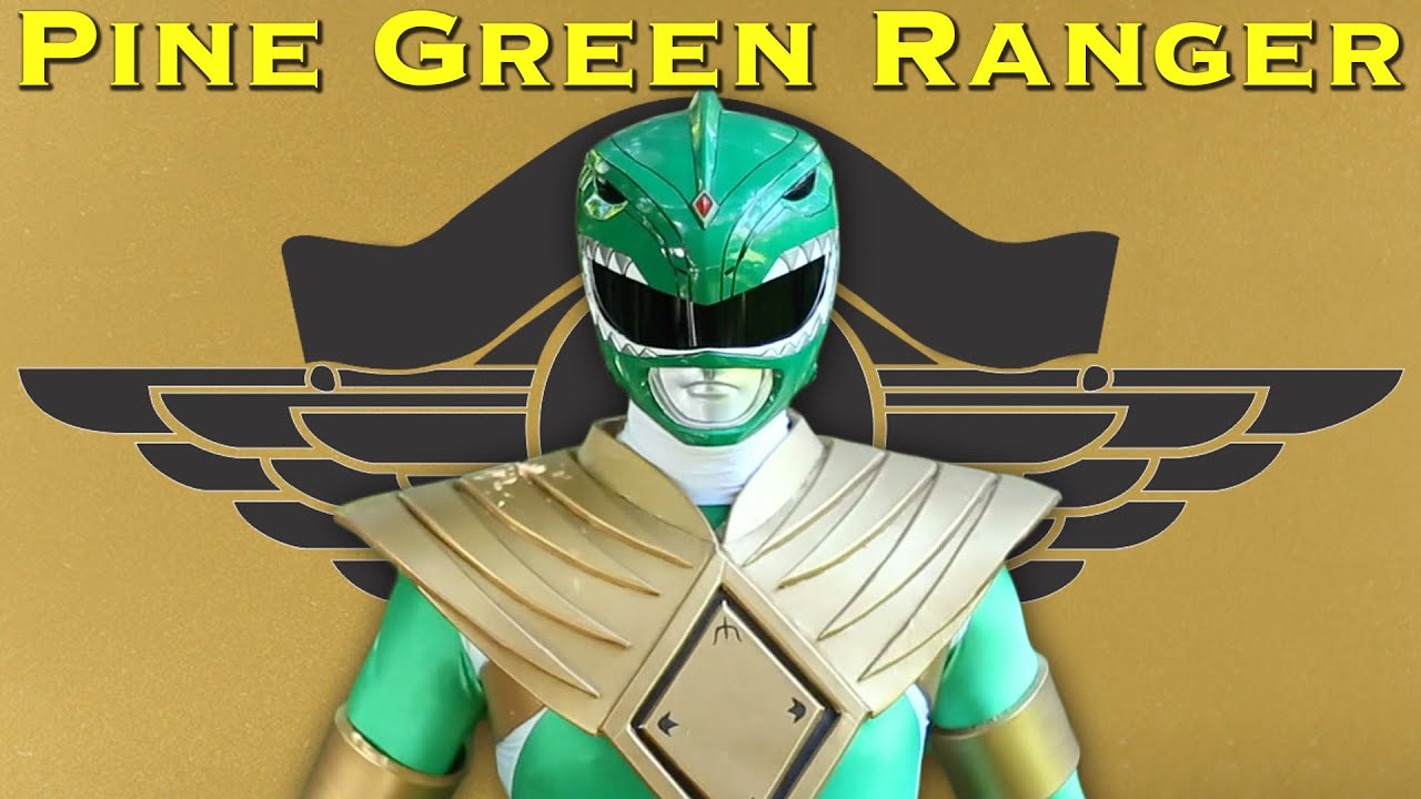 Every Green Ranger fan needs this... [Cantada Force x Wear Testers]