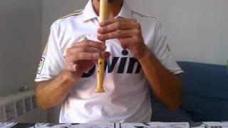 Himno Del Real Madrid Flauta Dulce