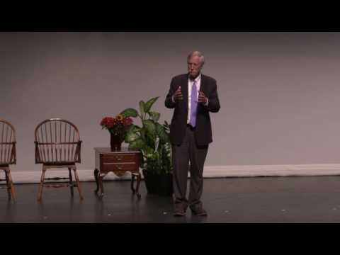 U.S. Senator Angus King- 2016 Margaret Chase Smith lecture